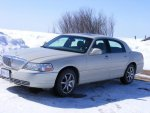 Lincoln Town Car in winter.jpg