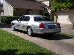 2003 Town Car Executive rear.jpg